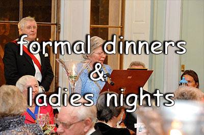 The London Guild of Toastmasters – Masonic Ladies Nights and Formal Events